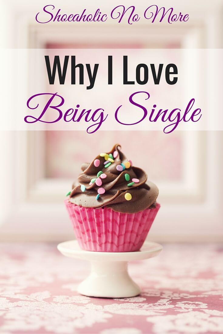 I love being single, but it goes beyond more than what I save. Being single is a state of mind for me - how about you? via @shoeaholicnomore