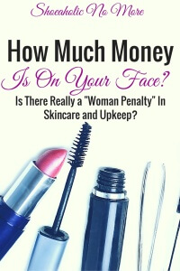 Some estimate that woman pay a lot more than men for upkeep - skin, face, makeup, etc. Is this true? Find out here!