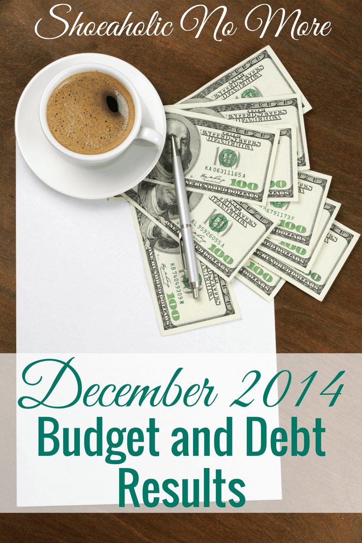 I love how this blogger shares her debt and budget results! It's great to see other people pay off debt!