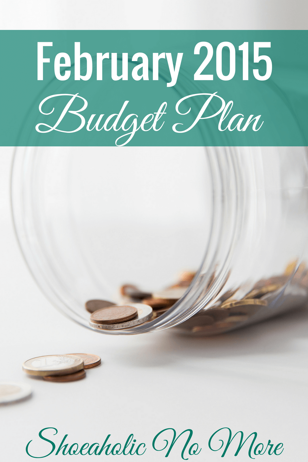 I love how this blogger shares her budget plans every month! Makes it so much easier to be accountable.
