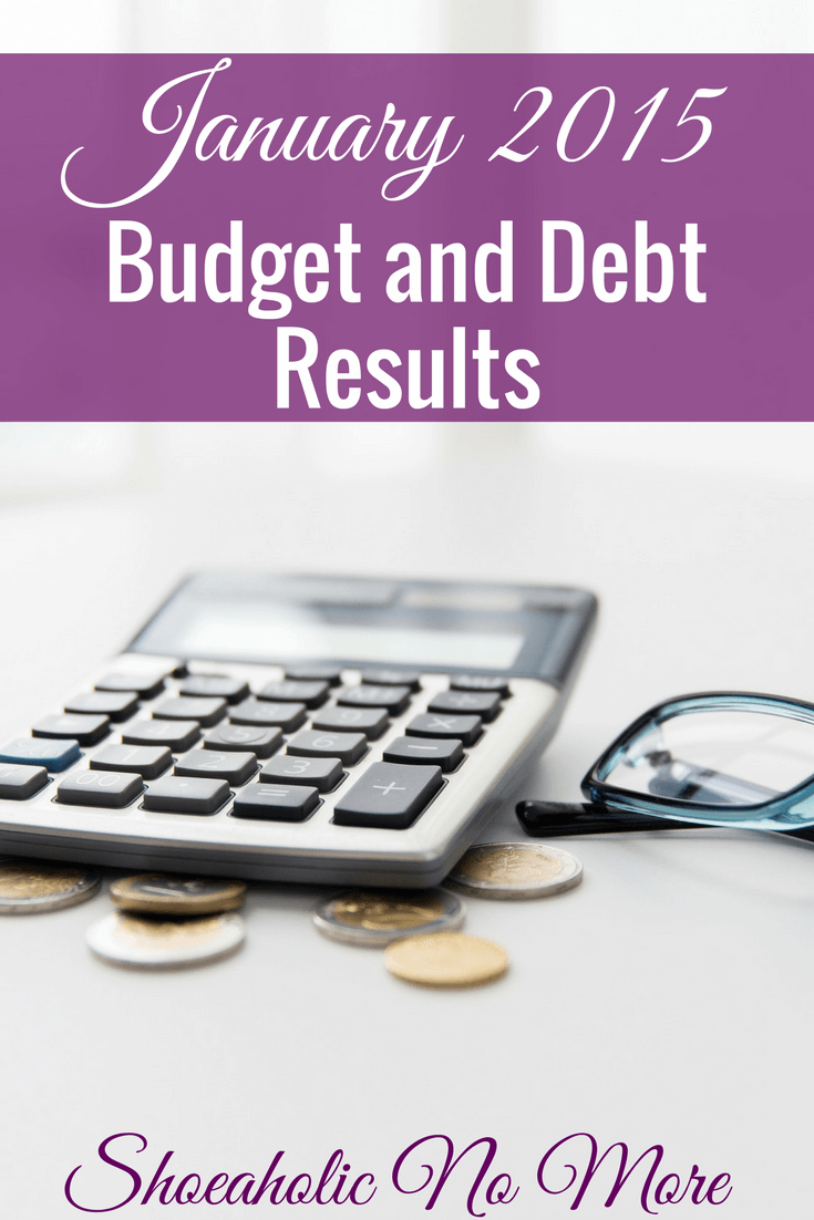 This blogger is amazing! She shares her exact budget and debt results!