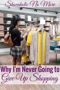 You don't have to give up shopping to be frugal and smart with your money! Here are some tips and tricks to help you save cash, look good, and indulge without feeling guilty.