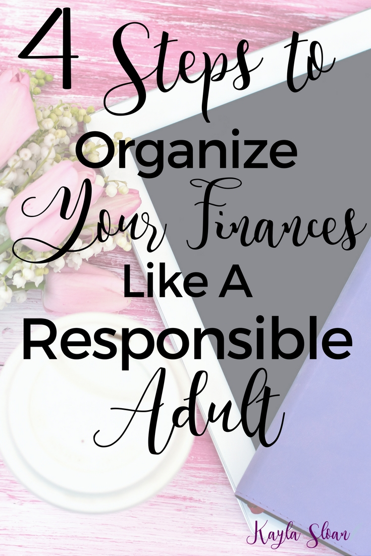 Learn to associate adulting with fun instead of soul-sucking drudgery with these four easy steps!