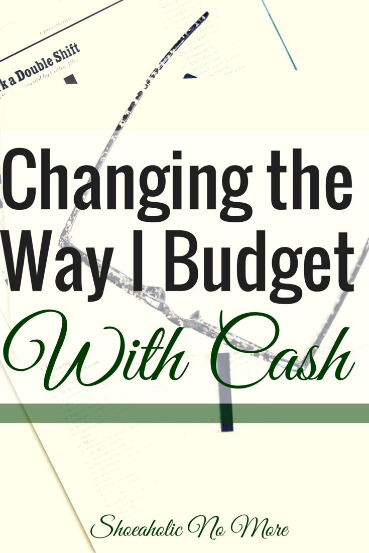 Have you ever tried a cash only budget? My budgeting strategies and how a cash budget works! @shoeaholicnomore