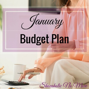New year, new budget plan! Here's my budget plan for January 2016. How does your budget look this year, and have you set any new budget resolutions? Let me know!