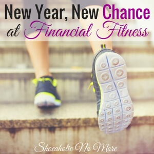 With the new year comes new chances, including new chances to get your finances in order. Here's how to get in financial shape in the new year.