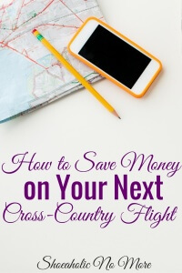 Traveling cross country and looking to save money? Tested and proven ways to save money on your next cross country flight!