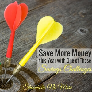 Looking to save more money this year? Challenge yourself with a Savings Challenge!