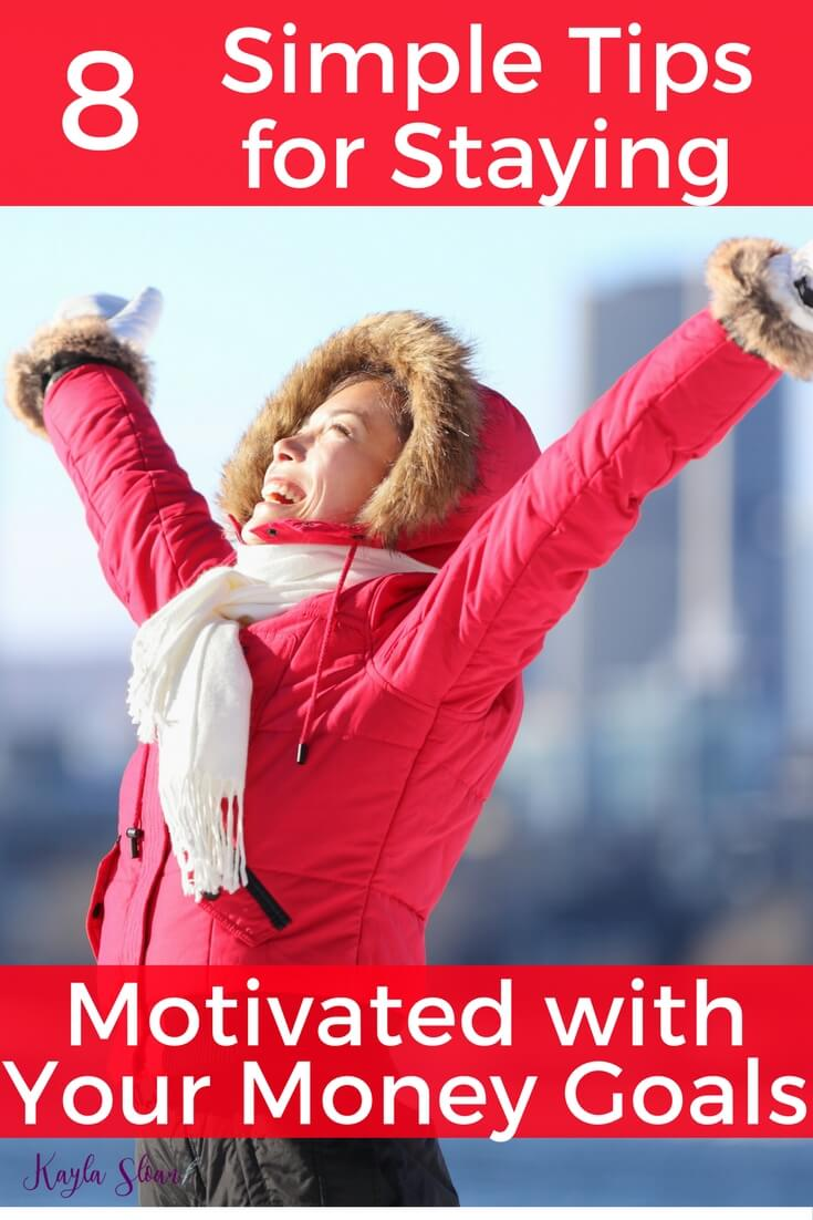 If you start to feel like your motivation is lacking, use these tips to help you reinvigorate yourdrive to reach your money goals this year.