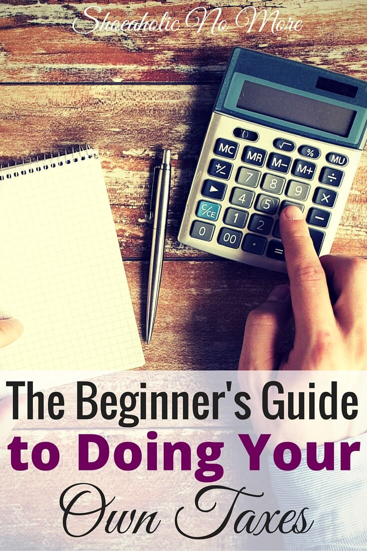 Afraid of doing your taxes? Depending on your circumstances, they're not too bad! Here's your beginner intro 101 to doing your own taxes.