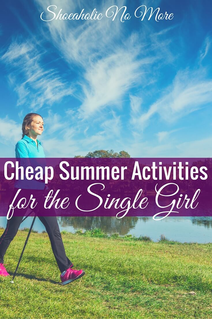 Looking for some cheap summer activities to do this summer? Here are my top cheap summer activities as a single girl!