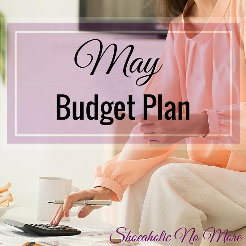Want to know how I budget as a freelancer? Here's my May budget plan!
