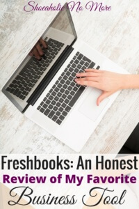 Interested in trying Freshbooks? Here's an honest review of my absolute favorite business tool!