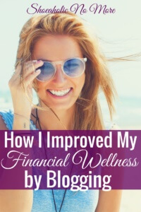 When I first started blogging, I had no idea how much it would change my life for the better. Here's how blogging has improved my financial wellbeing.