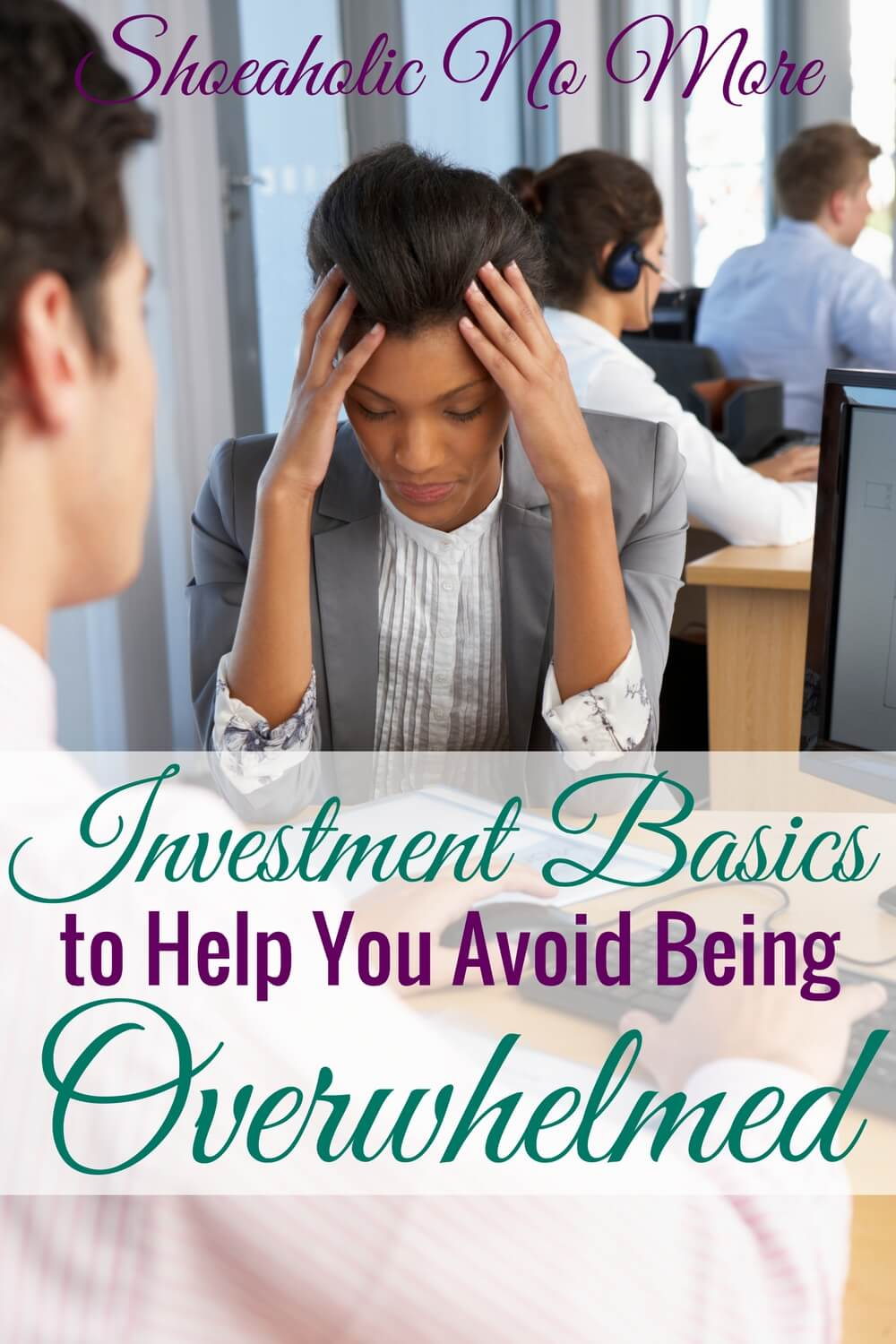 Tired of feeling overwhelmed by investing? Check out these simple steps to help you get started.