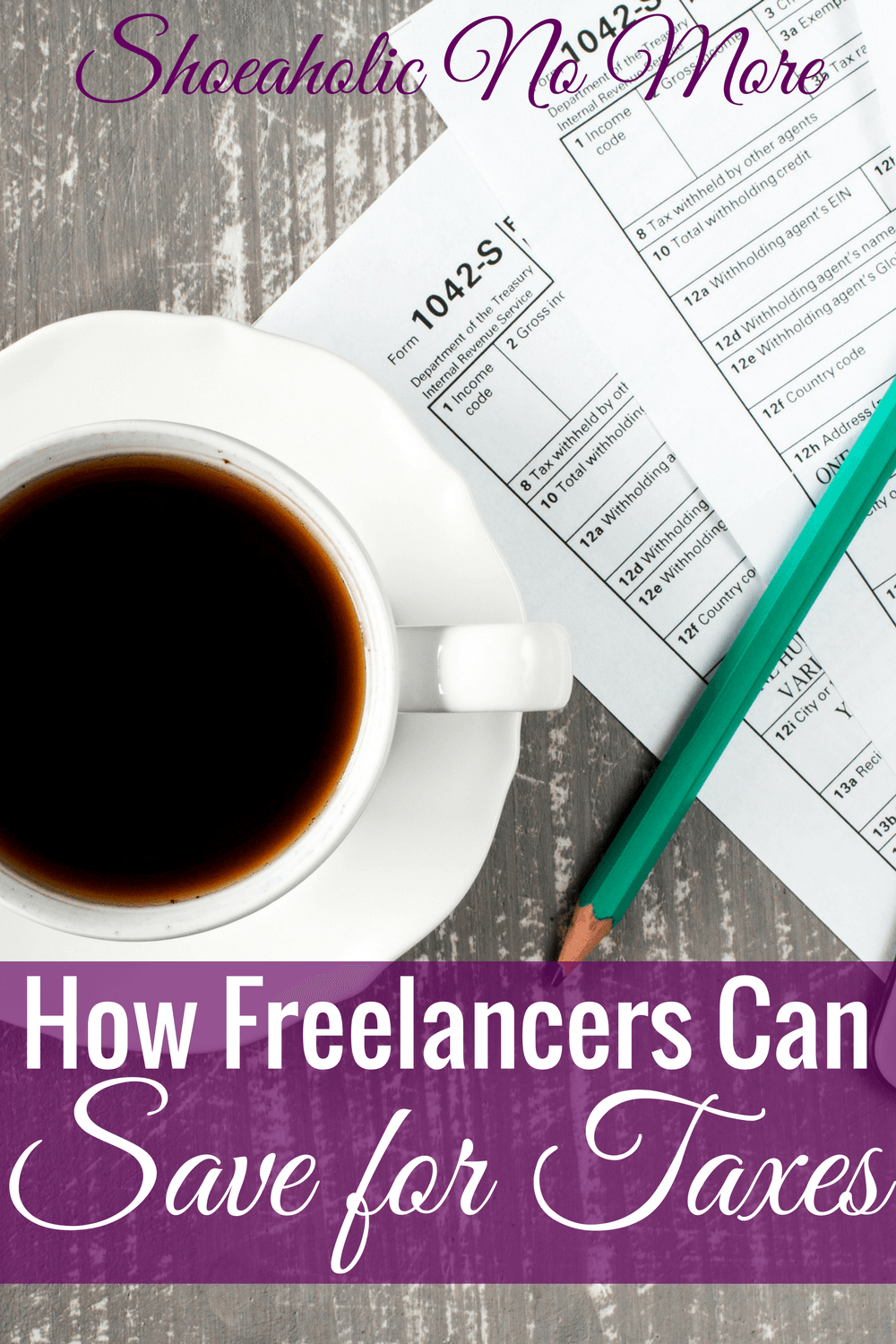 If you're self employed, you need to be saving for taxes. Here's how freelancers can save for taxes.