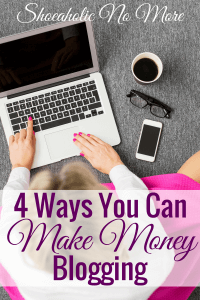 How do you really make money blogging? Every blogger uses a different mix to make money blogging, but they all use these same four general ways.