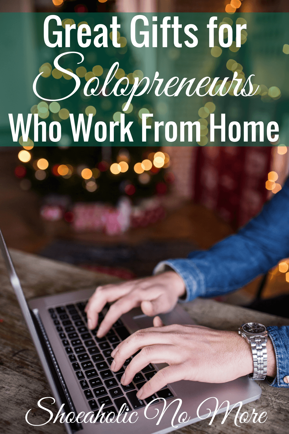 If you are Christmas shopping for solopreneurs who work from home, here are 8 great gift ideas that will make you their favorite person of the year.