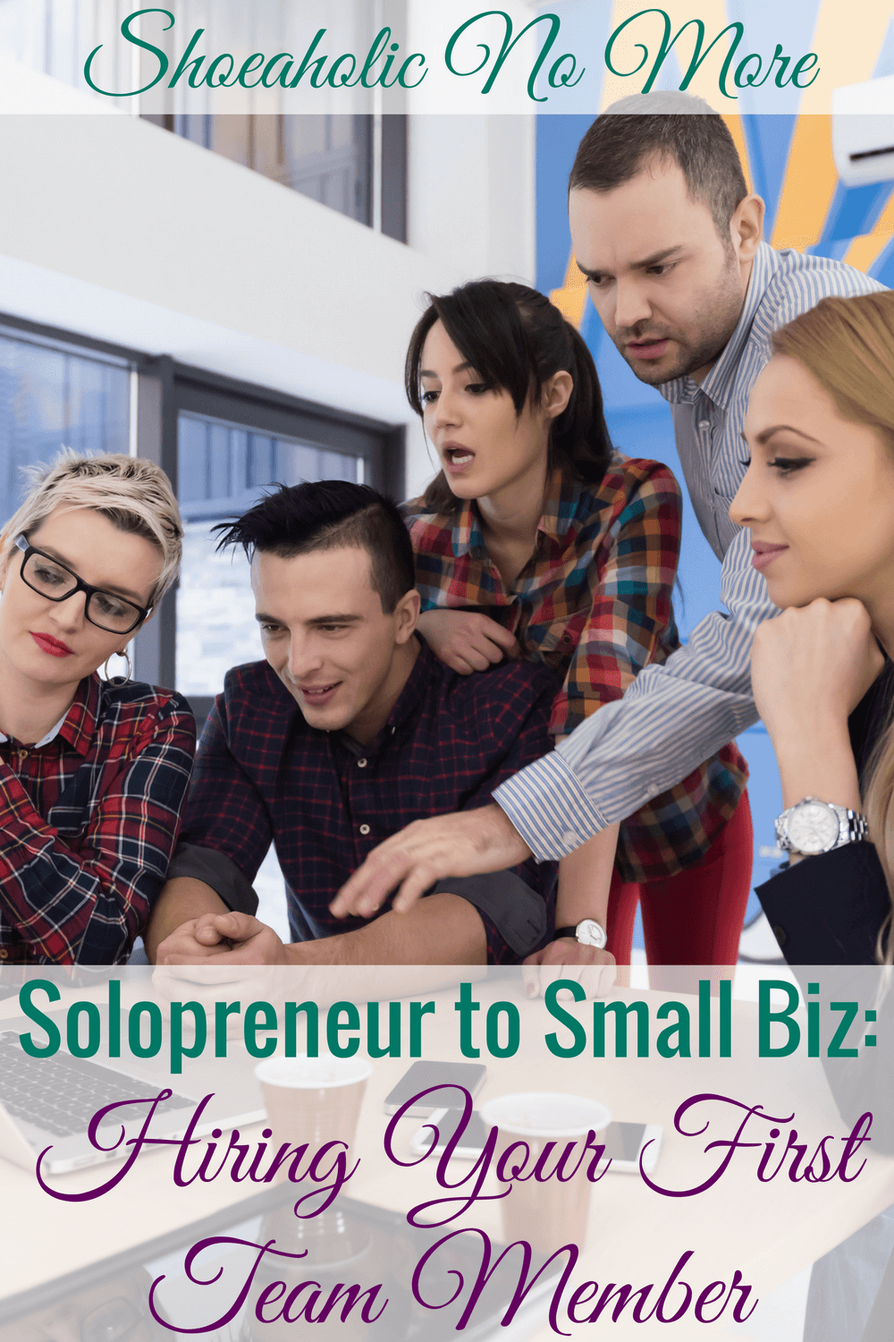 Are you ready to go from solopreneur to small business? Here are some helpful tips for hiring your first team member.