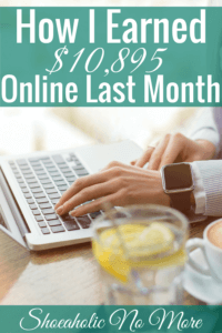 It's so inspiring to see how this blogger has grown her business to earn 5 figures in one month!