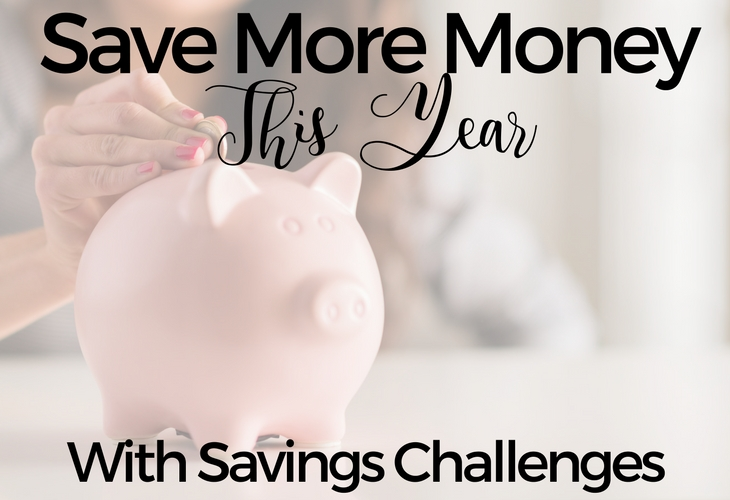 Save More Money This Year with Savings Challenges