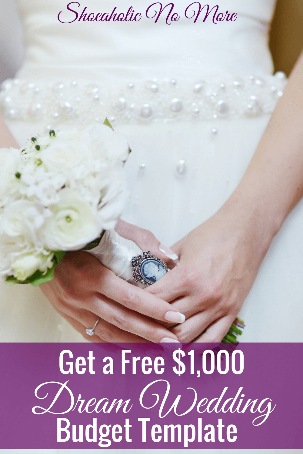 This is an awesome wedding budget template. I can't believe everything you can get for only $1,000!