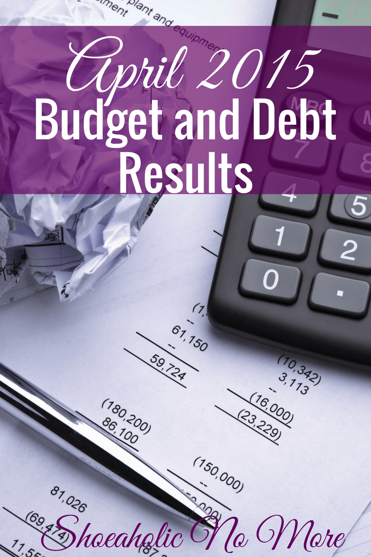 This personal finance blogger shares her budget and debt results every month! It's awesome to see progress!