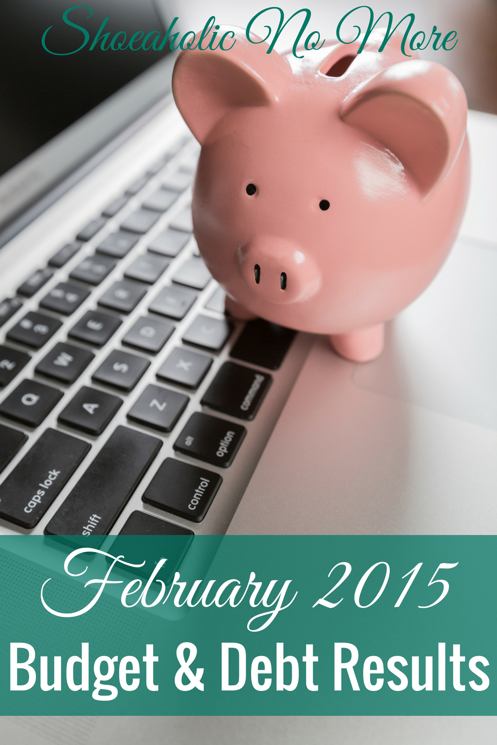This blogger shared her budget and debt results for the month of February, and she shares the good and the bad!