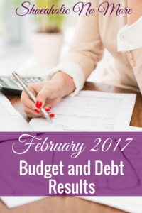 This blogger shares how she paid off over $1,200 of debt and increased her savings! I can't believe how she did it.