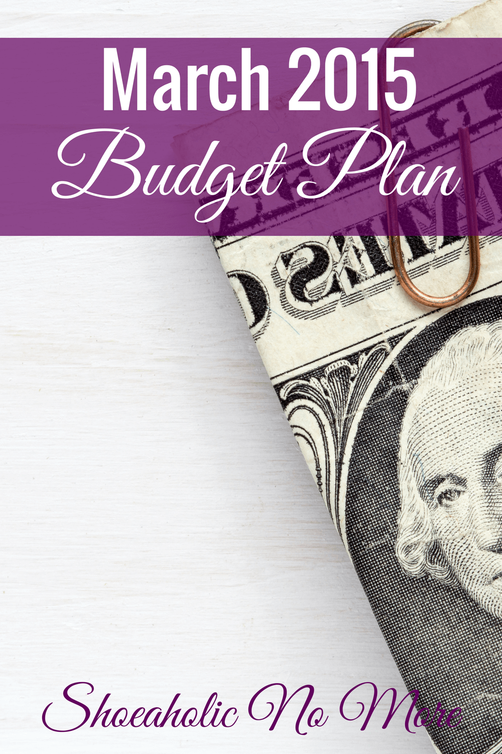 I love how this blogger isn't afraid to show you the breakdown of her monthly budget!
