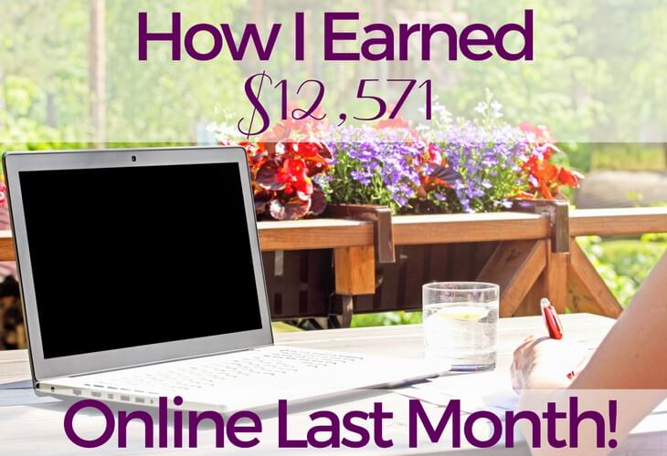 The Importance of Earning More + Online Income: $12,571 in June 2017