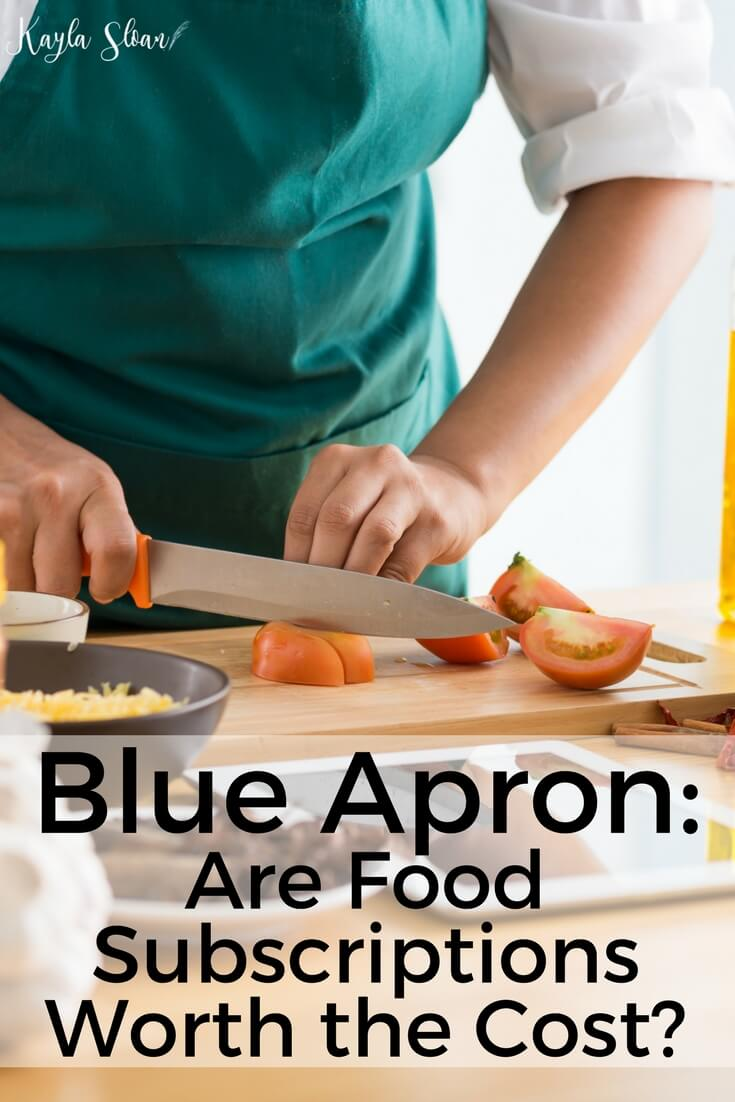 blue apron review are food subscription boxes worth the cost kayla sloan. Black Bedroom Furniture Sets. Home Design Ideas