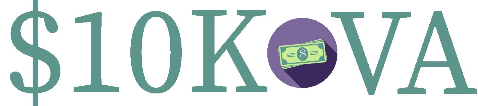 10k VA logo