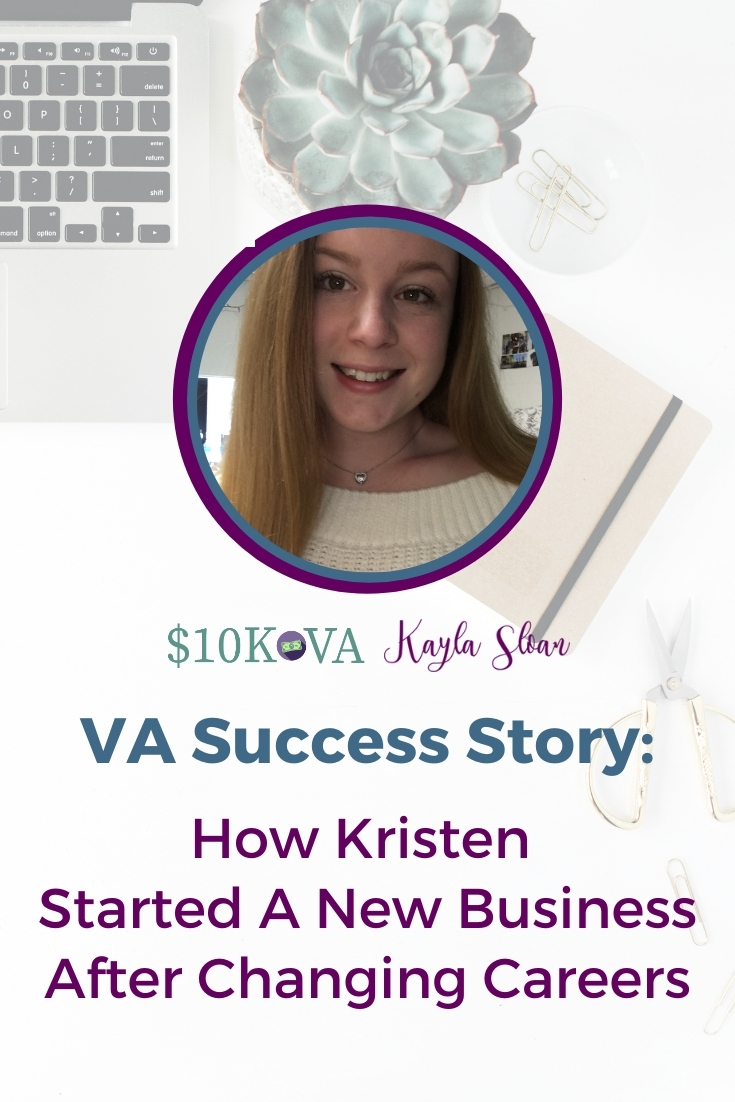 VA Success Story: How This VA Started A New Business After Changing Career Paths